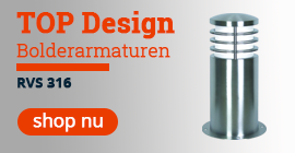 TOP Design Bolderarmaturen